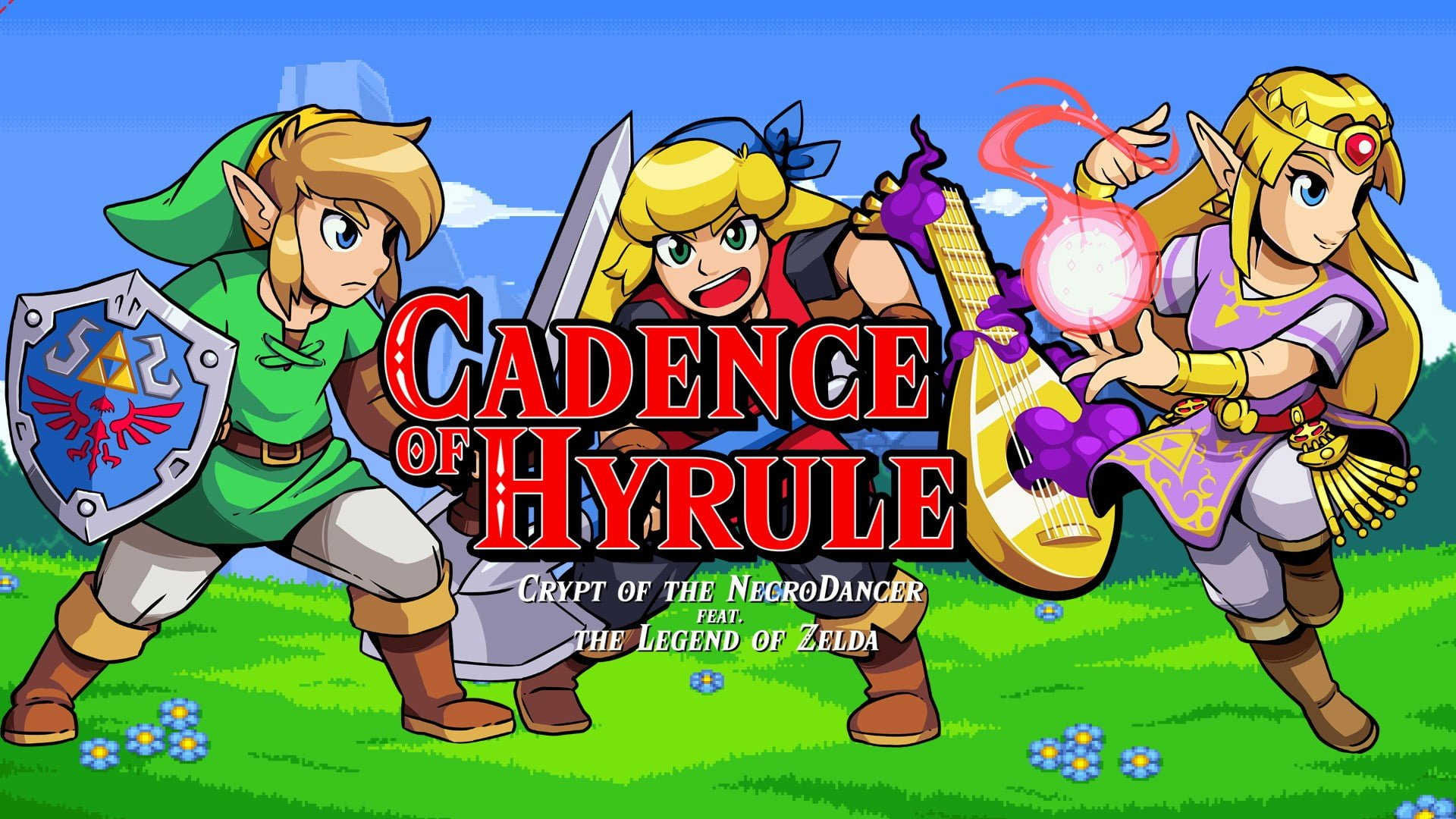 Cadence Of Hyrule Pc Game Latest Version Free Full Download The Gamer Hq