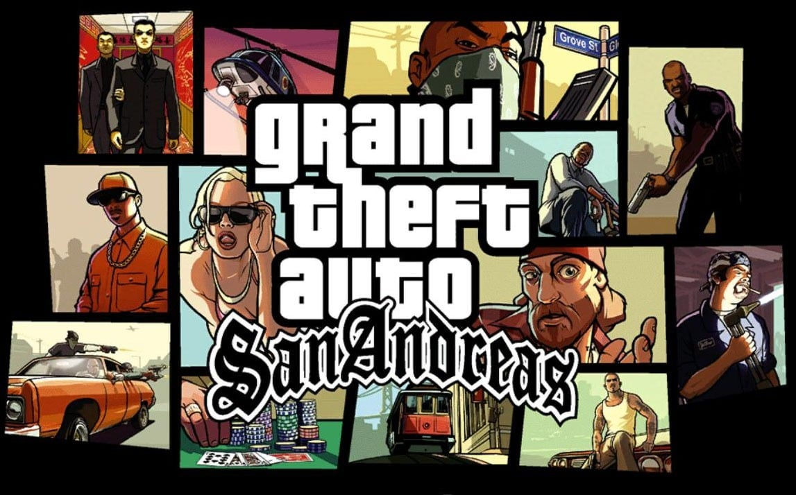 Grand Theft Auto San Andreas PC Game Full Version Free