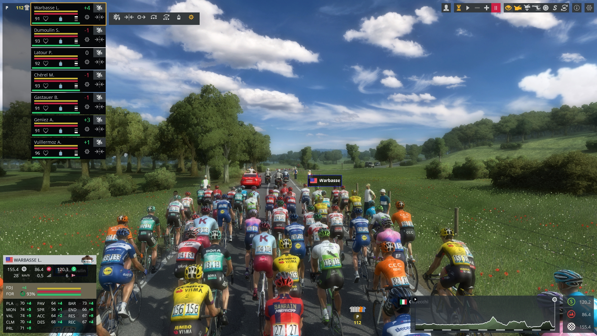 Pro Cycling Manager 2019 Apk iOS Latest Version Free Download