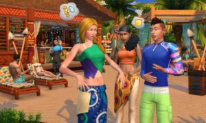 The Sims 4 Island Living Free Apk iOS Latest Version Free Download