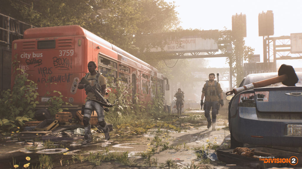 Tom Clancys The Division 2 PC Game Full Version Free Download 2019