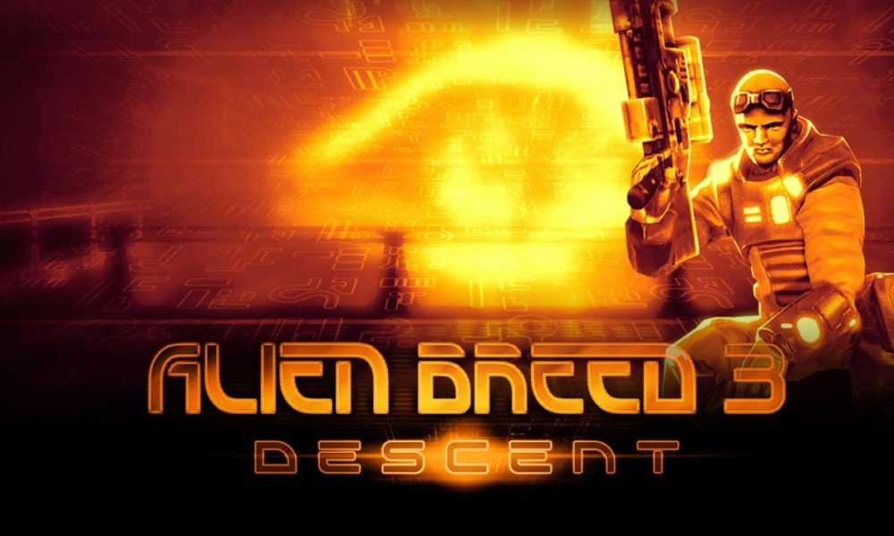Alien Breed 3 Descent PC Game Full Version Free Download
