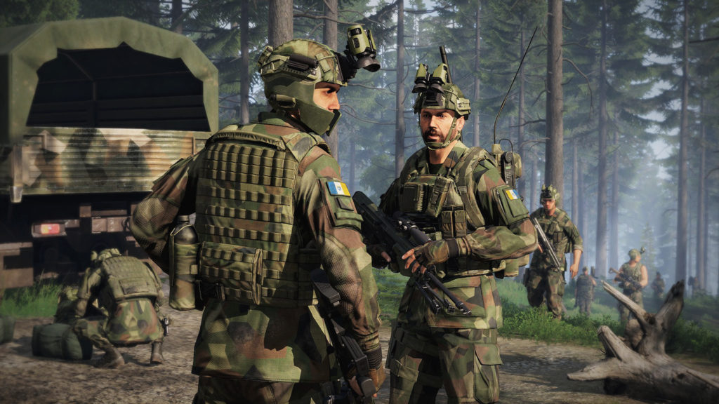 Arma 3 Contact Codex PC Game Full Version Free Download 2019
