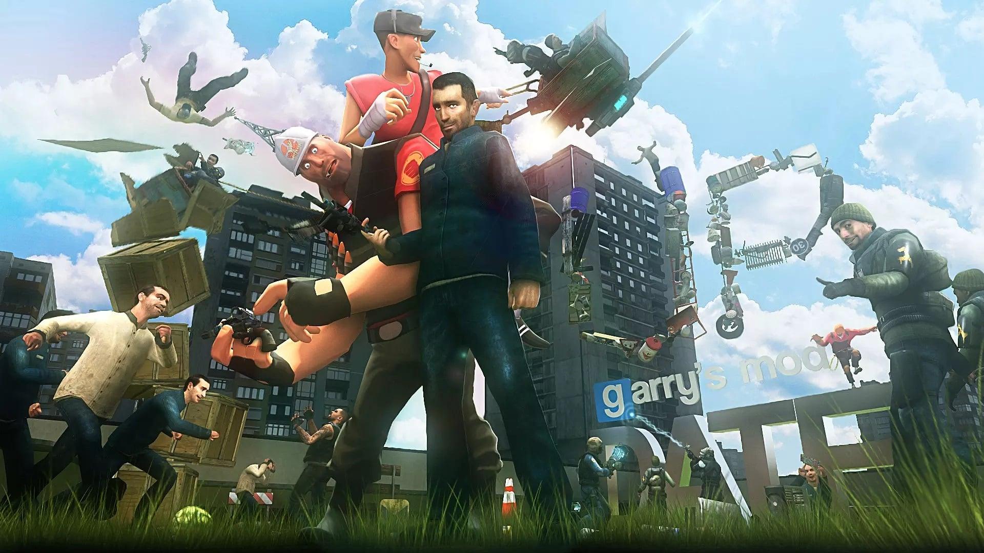 Garrys Mod PC Game Full Version Free Download - The Gamer HQ