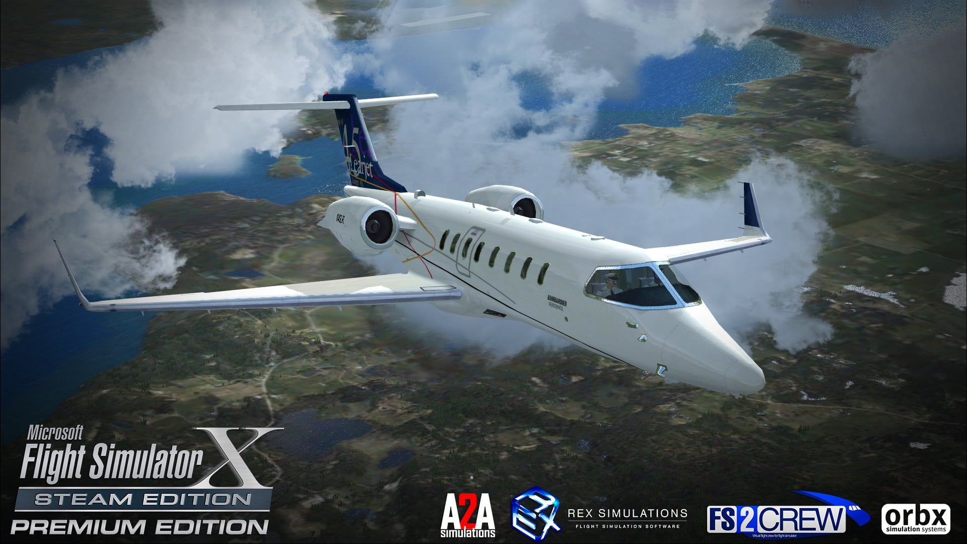 Microsoft Flight Simulator X Steam Edition PC Game Latest