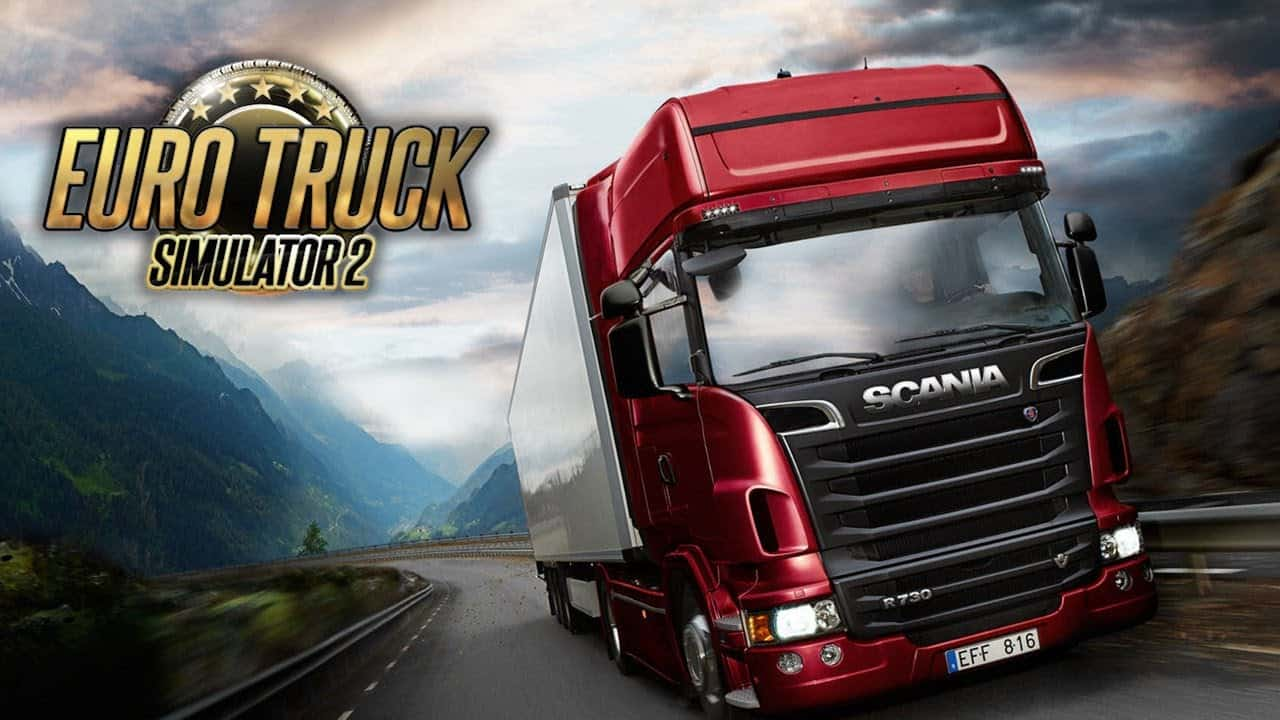 euro truck driver pc game free download