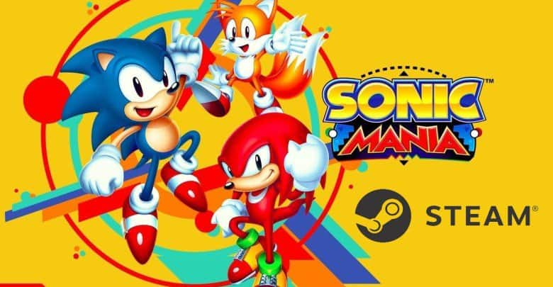 Sonic Mania PC Version Game Free Download