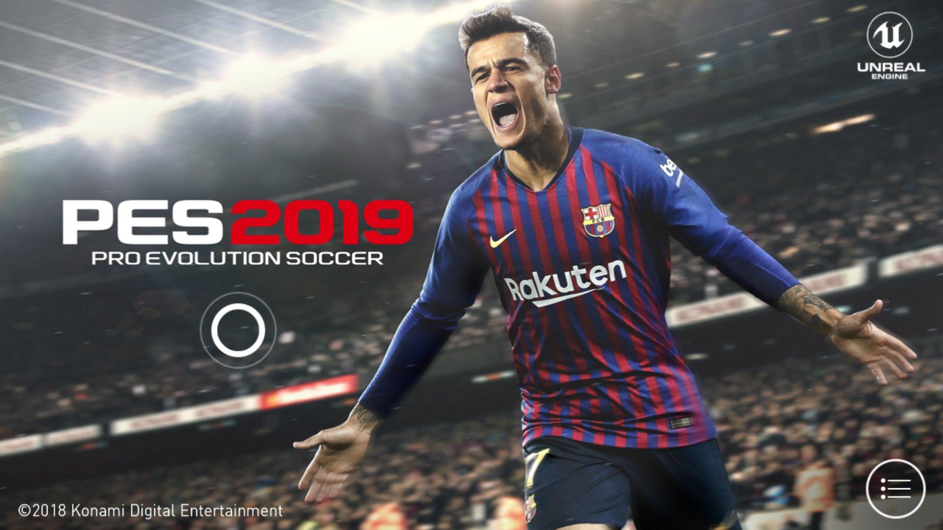 Pro Evolution Soccer 2019 PC Latest Version Game Free Download