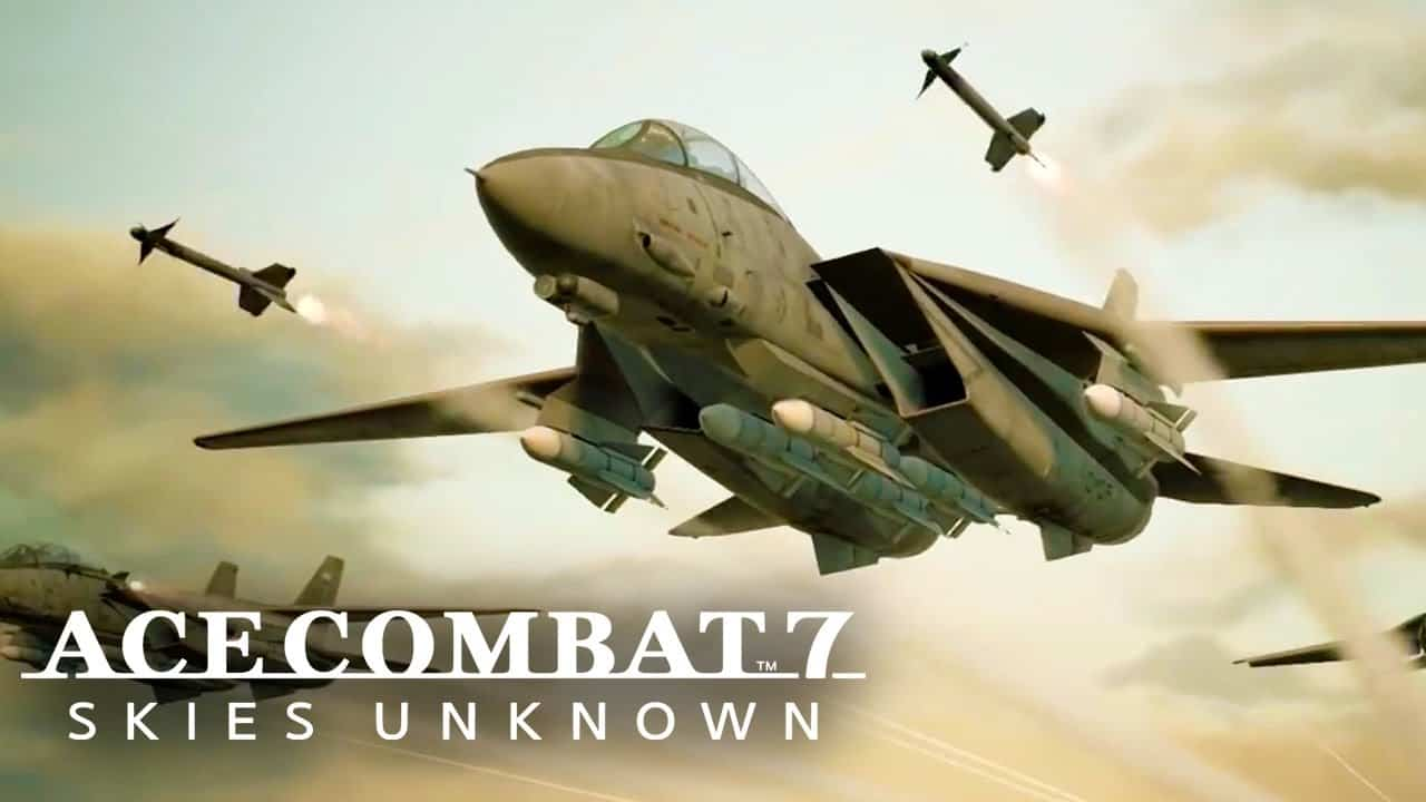 ace combat 7 skies unknown pc download free