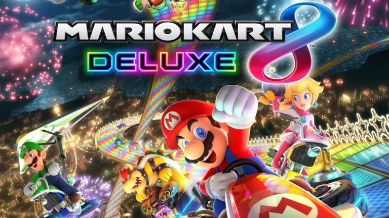 Mario Kart 8 Deluxe Building The Best Kart For Your