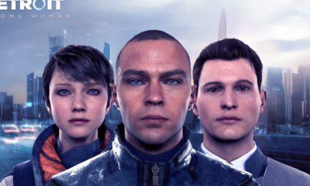 Detroit Become Human PC Version Free Download