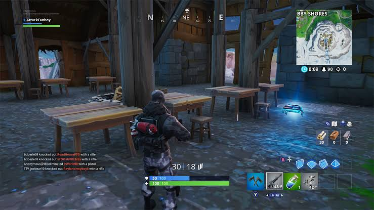 Fortnite Fortbyte 48 Locations Fortnite Fortbyte 98 Found Within A Viking Longhouse Location Guide The Gamer Hq The Real Gaming Headquarters
