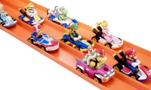 Mario Kart Hot Wheels Toys Are Speeding In Next Year