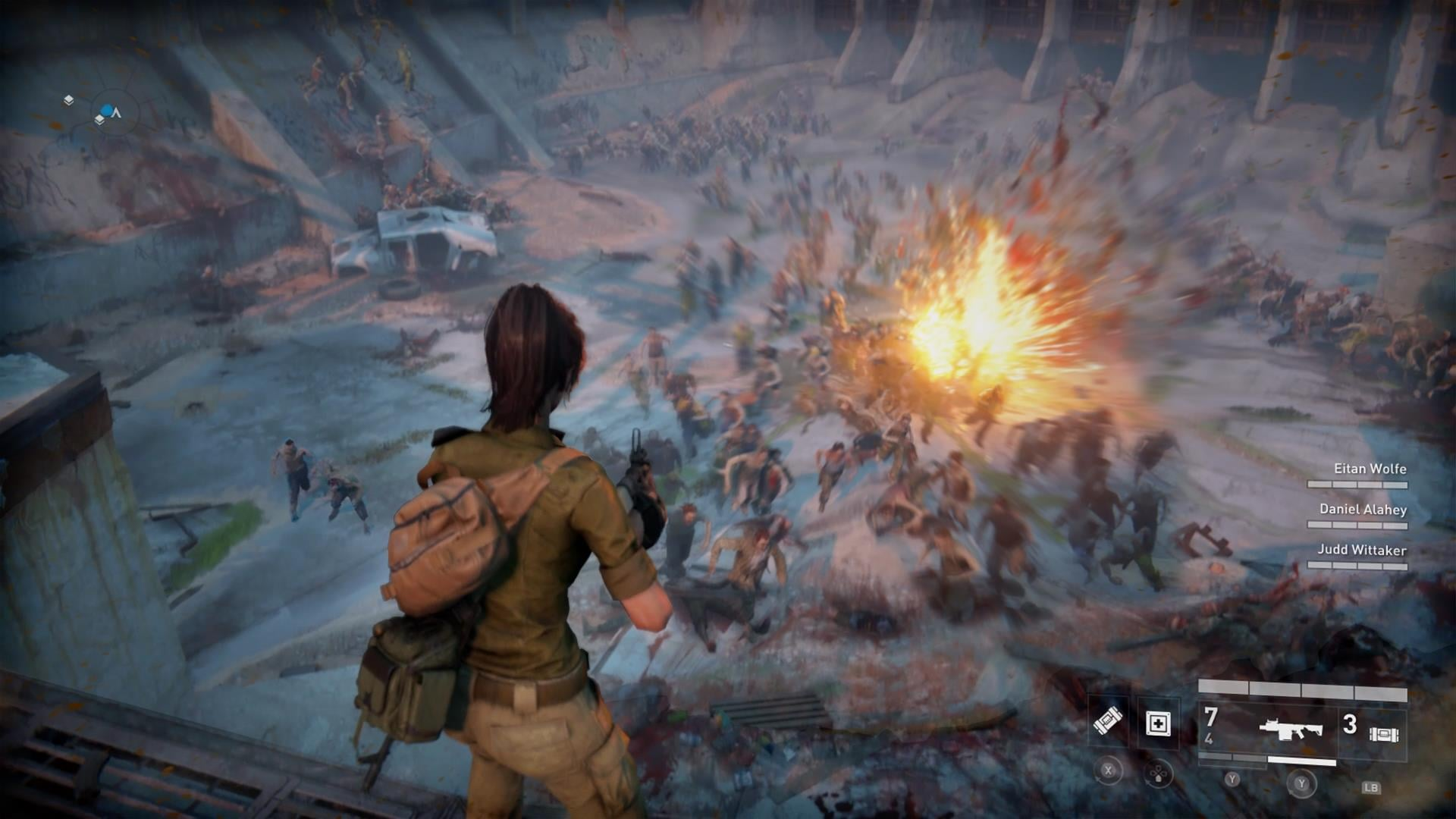 Complete World War Z Skills List and Classes Guide - The Gamer HQ