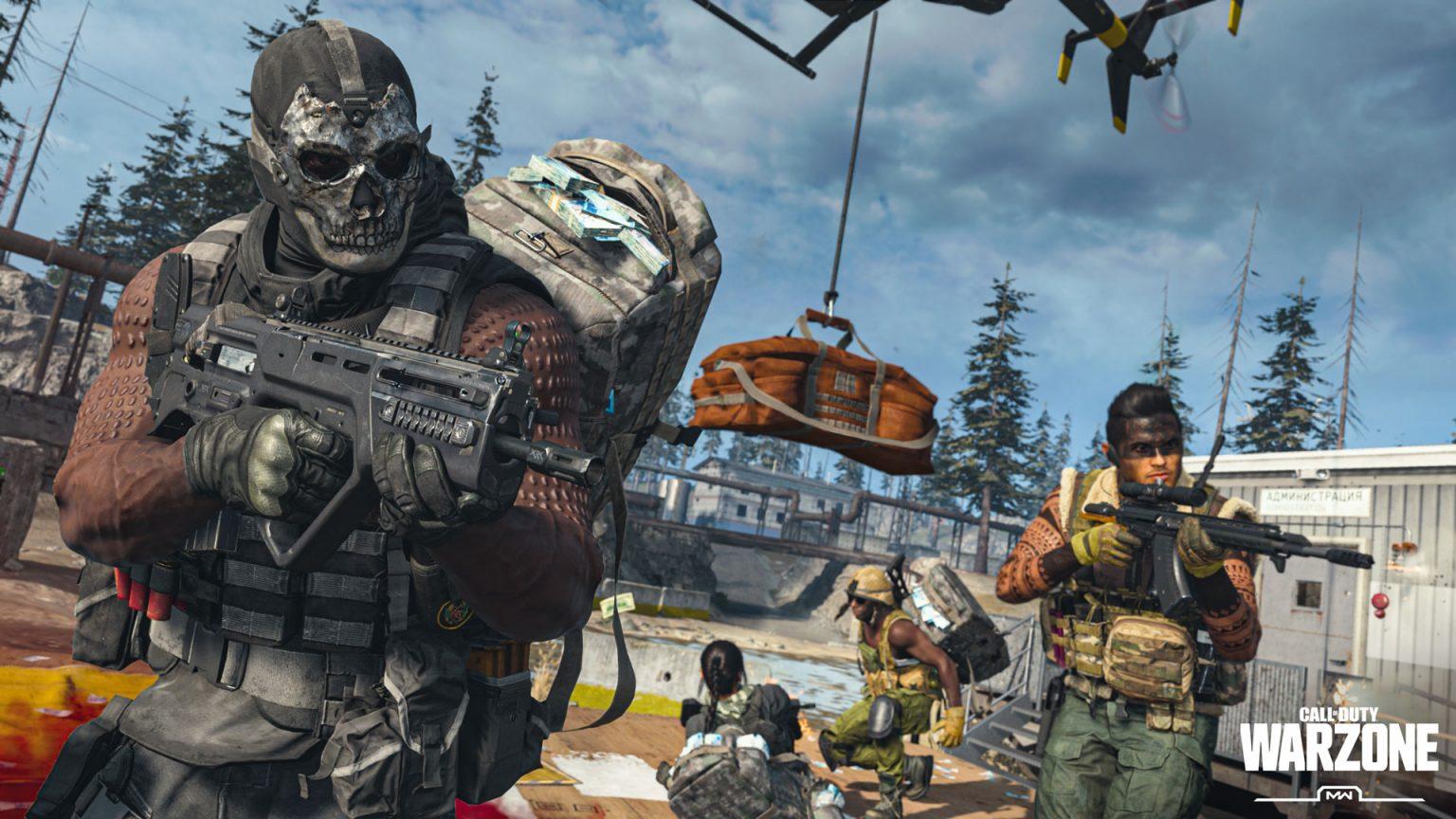Is Call Of Duty Warzone Cross Platform?