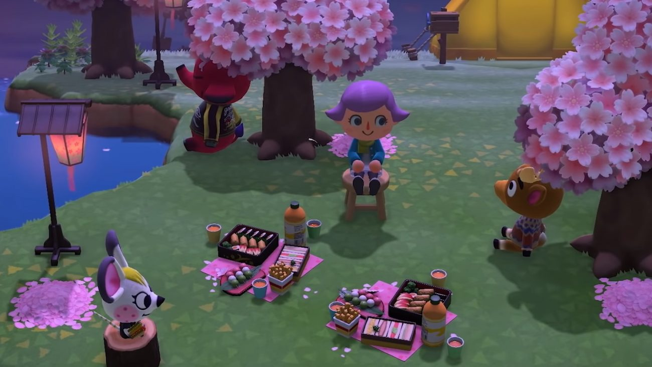 New Animal Crossing Details Nintendo Direct Reveals - The ...