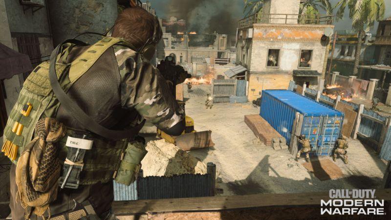 Modern Warfare Tracer Bullets Showcased