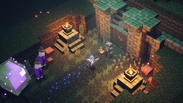 Minecraft Dungeons Iron Golem - Summon Pet