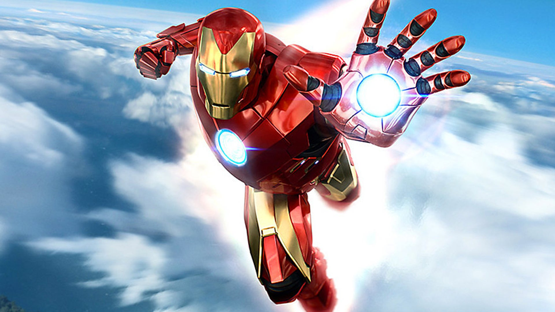 Iron Man VR demo available today, new PSVR bundle announced