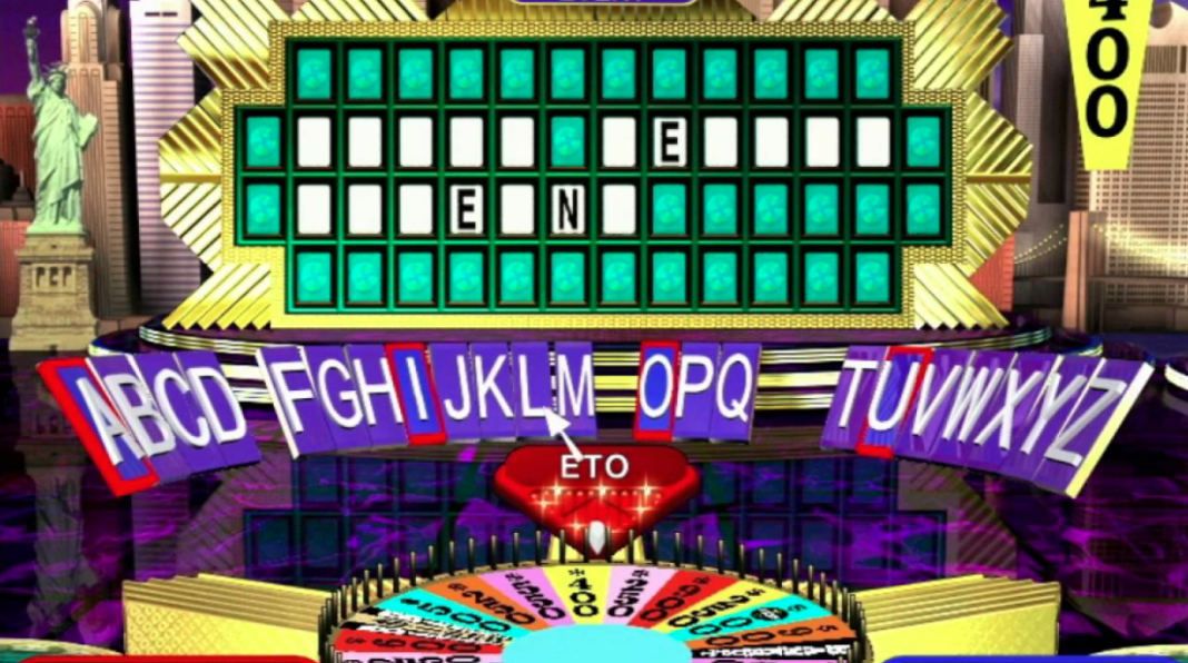 Wheel Of Fortune Location