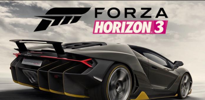 Forza Horizon 3 PC Latest Version Game Free Download