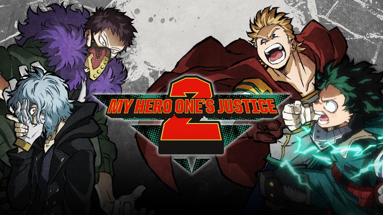 My Hero One's Justice 2 iOS Latest Version Free Download