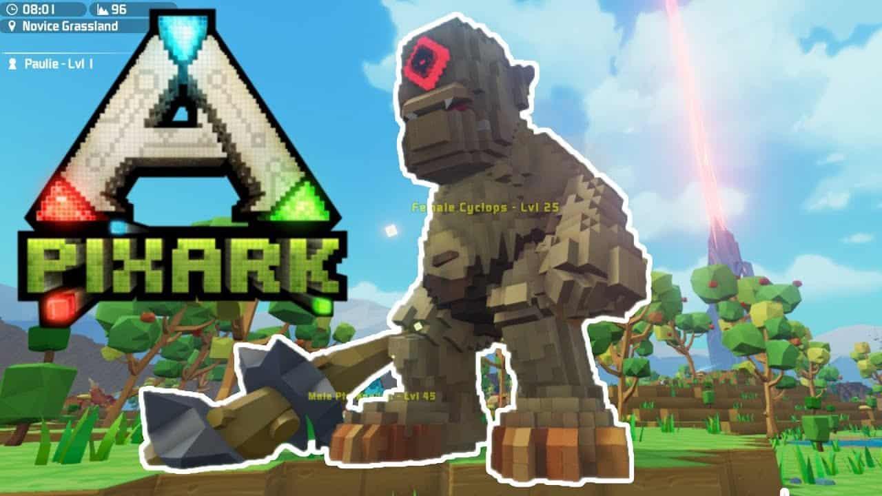 PixARK PC Version Game Free Download