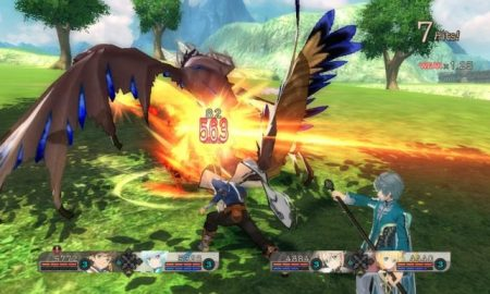 Tales of Zestiria Full Version Mobile Game