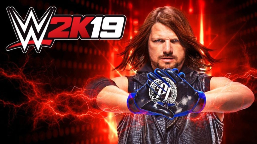 WWE 2K19 iOS/APK Full Version Free Download