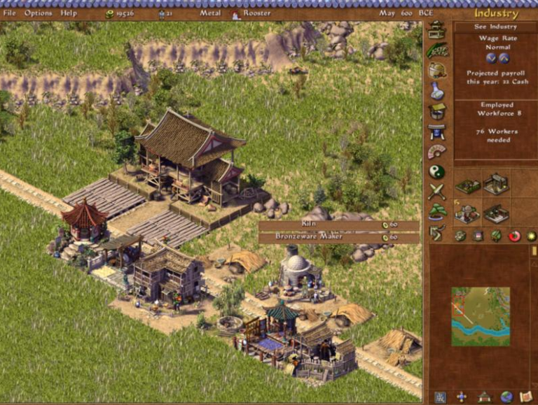 Emperor Rise Of The Middle Kingdom PC Latest Version Game Free Download
