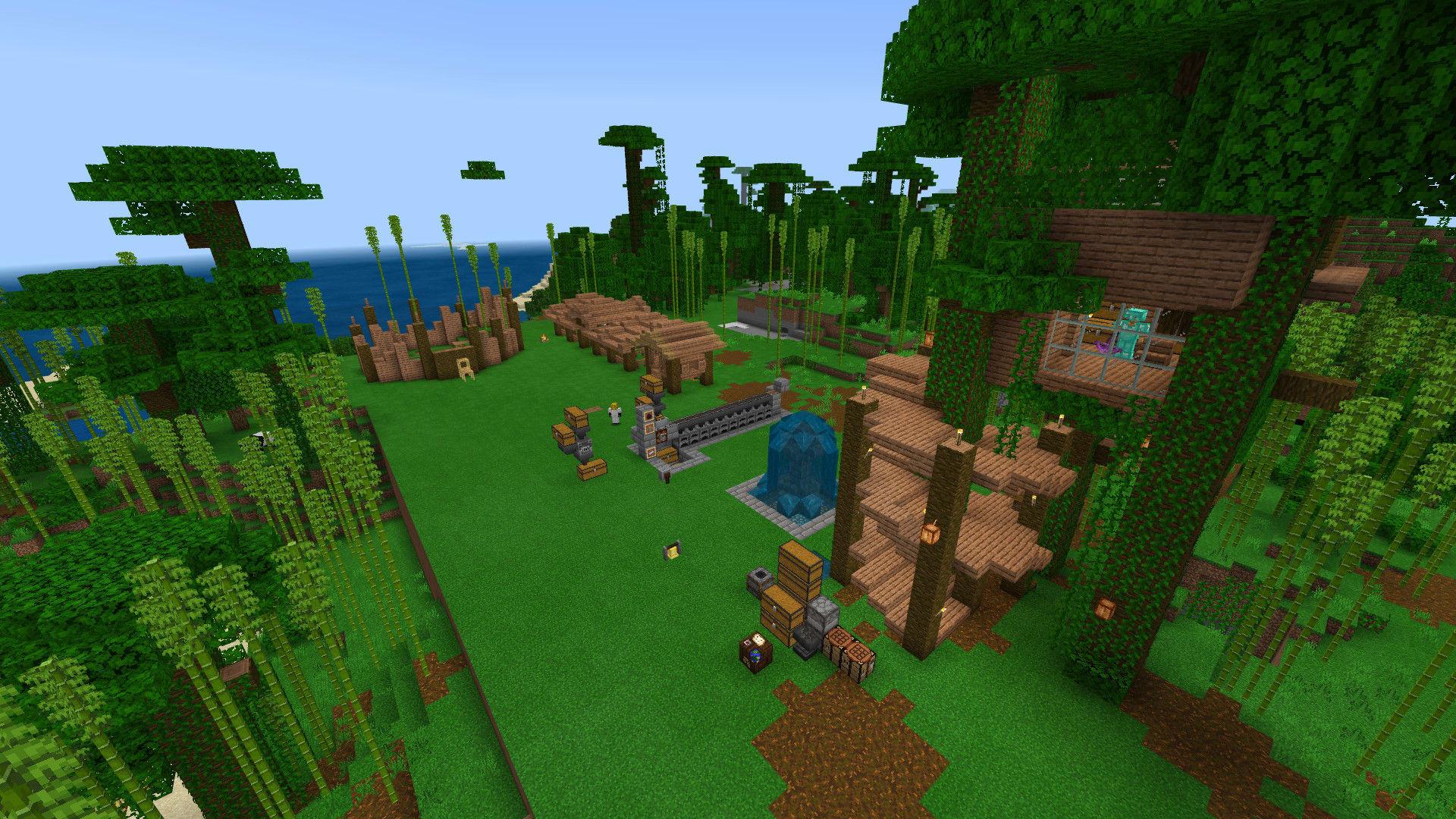 Minecraft Bedrock Edition download Mobile Game Download
