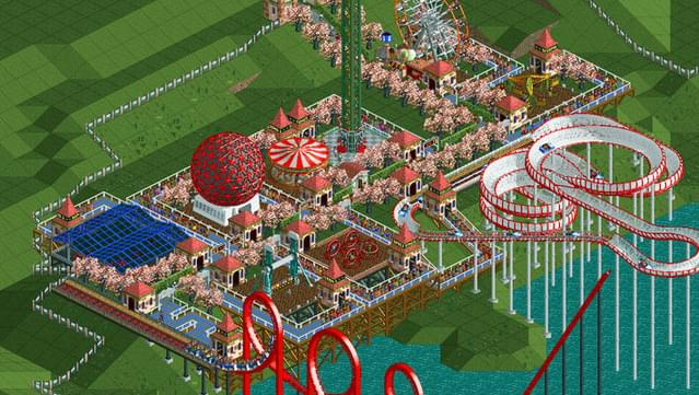 Download roller coaster tycoon 2