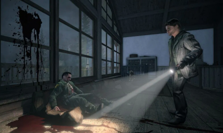 Alan Wake iOS/APK Full Version Free Download