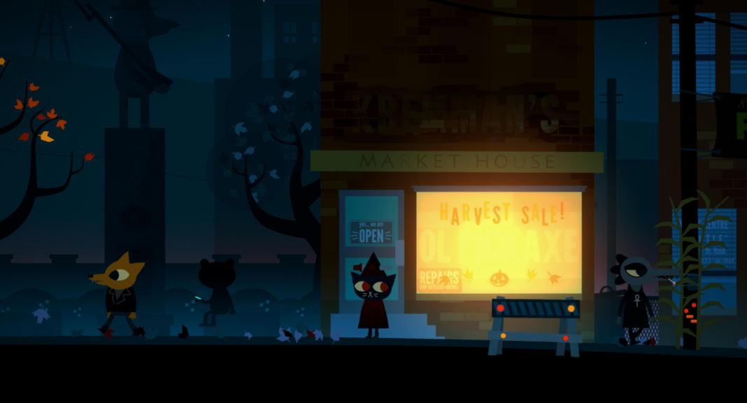 Night In The woods iOS/APK Full Version Free Download