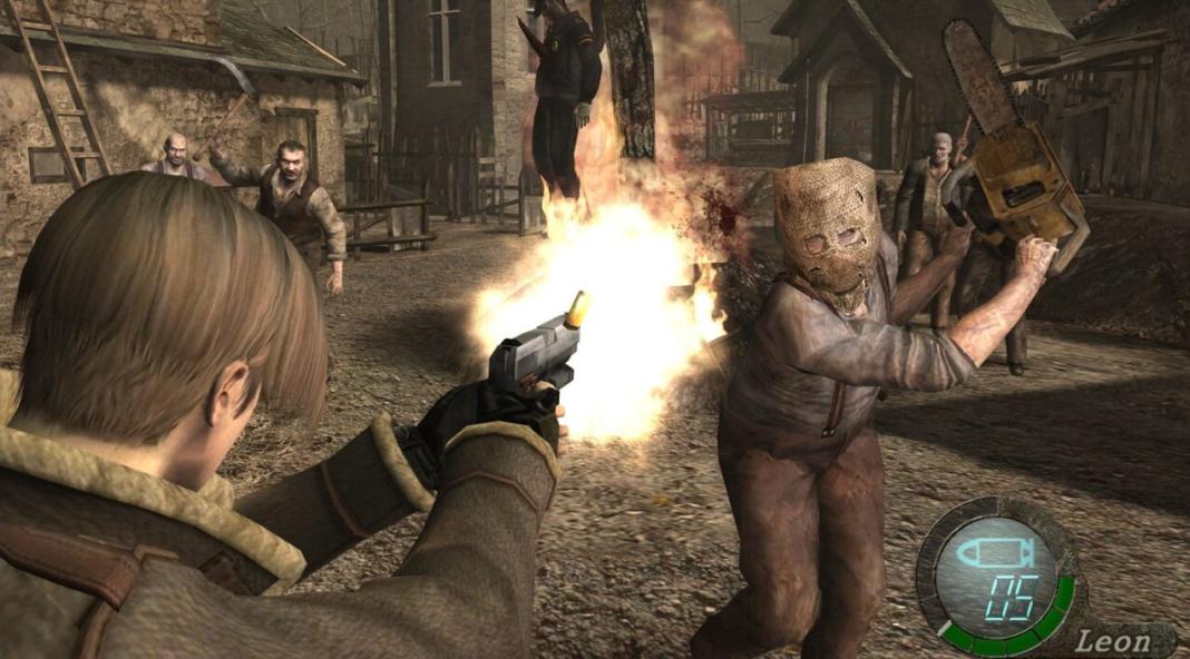 Resident Evil 4 PC Version Full Game Free Download
