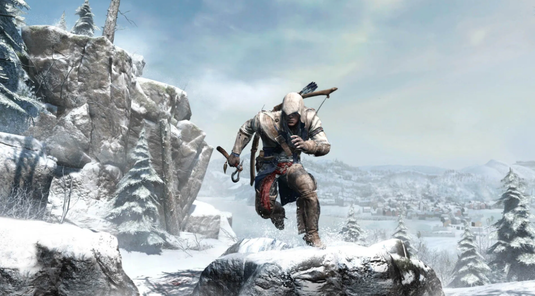 Assassin's Creed 3 iOS/APK Full Version Free Download