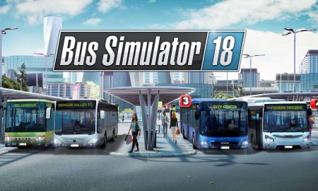 Bus Simulator 18 PC Version Game Free Download