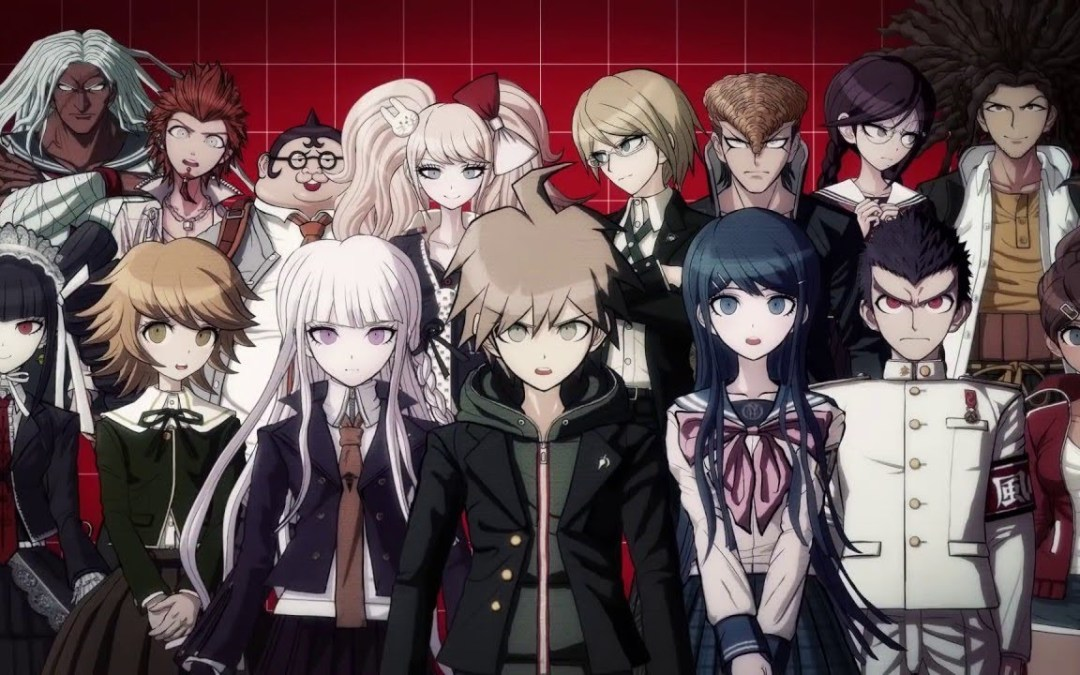 Danganronpa Trigger Happy Havoc PC Latest Version Game Free Download