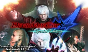 Devil May Cry 4 PC Latest Version Game Free Download