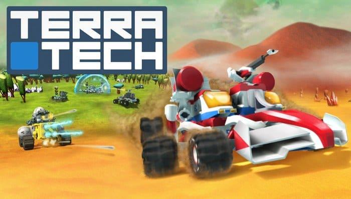 TerraTech Apk Full Mobile Version Free Download