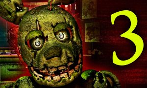 Five Nights At Freddy's 3 iOS/APK Full Version Free Download