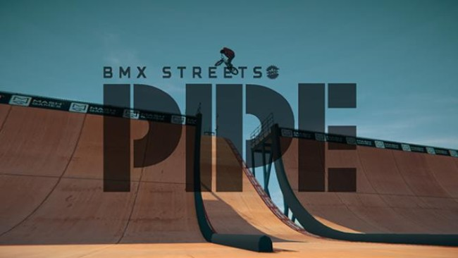Pipe By BMX Streets PC Version Game Free Download