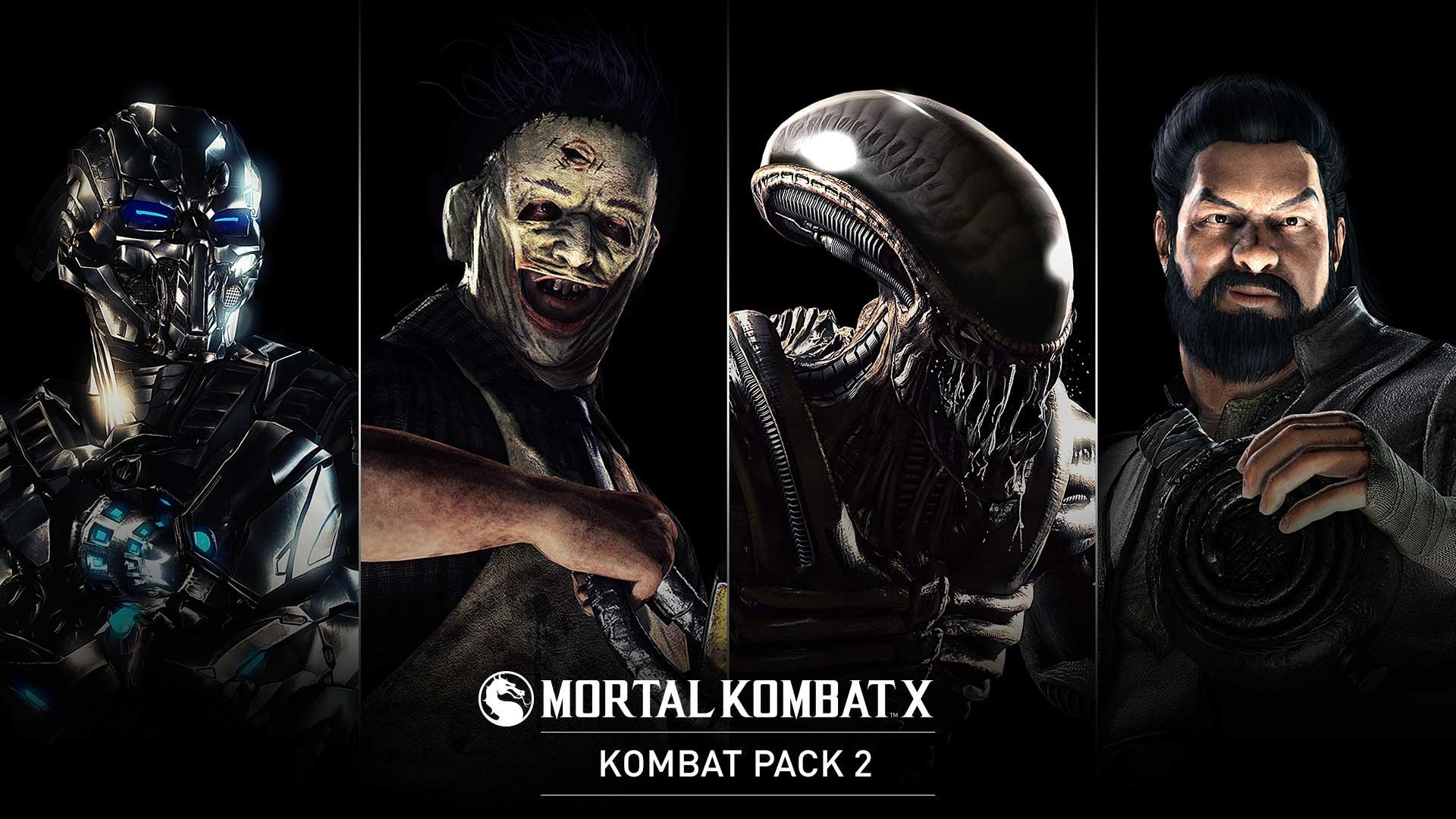 Mortal Kombat X Mobile Game Download