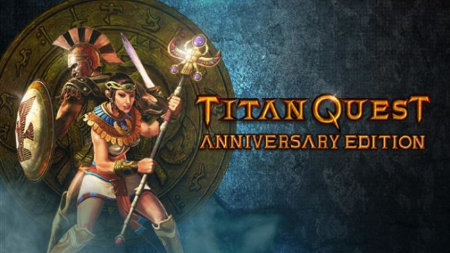 Titan Quest Anniversary Edition Atlantis PC Version Full Game Free Download