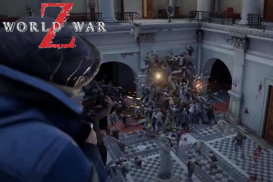 World War Z PC Latest Version Free Download