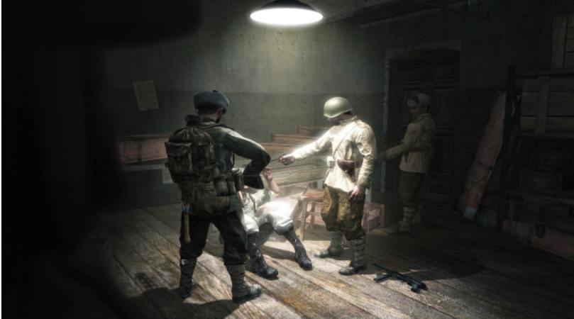 Call Of Duty World At War Zombies iOS/APK Full Version Free Download