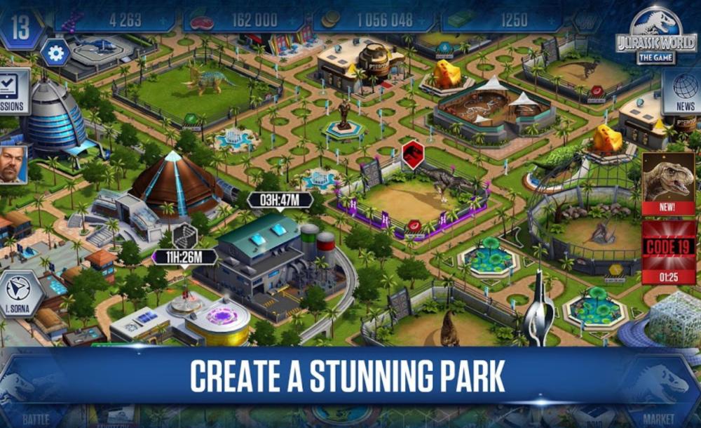 Jurassic World iOS/APK Version Full Game Free Download