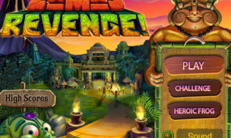 Zuma Revenge Version Full Mobile Game Free Download