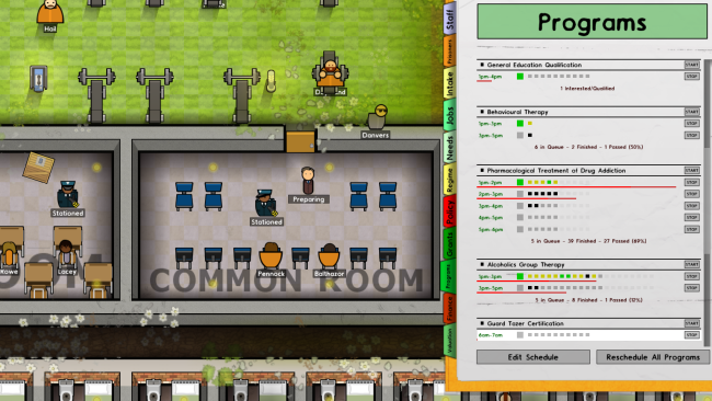 Prison Architect Version Full Mobile Game Free Download