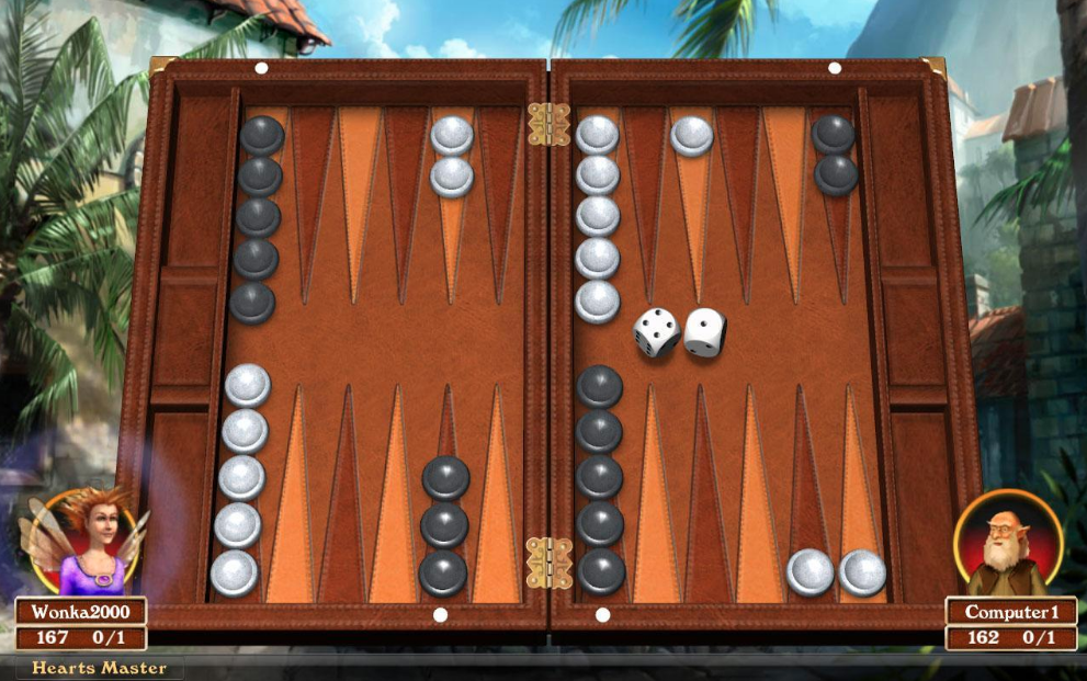 Backgammon PC Game Free Download